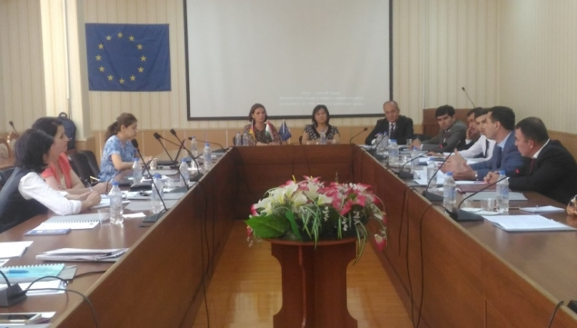 Alternative NGO Report States about Implementation of Women Ex-Prisoners Rights in Tajikistan